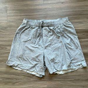 Men's Spandex Lined Lululemon Shorts